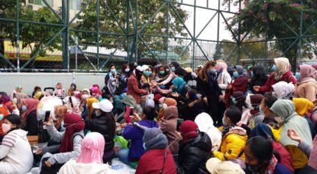 DD Cabang Hongkong Siapkan 100.000 Masker untuk WNI