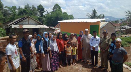 Sumur Wakaf Kelurahan Bakung Lampung Diresmikan