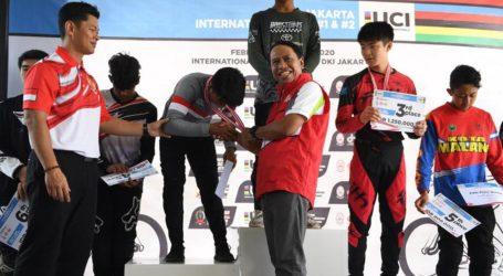 Rutin Gelar Kejuaraan BMX, Menpora Apresiasi PB ISSI