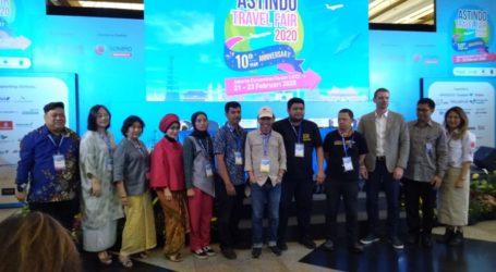 ASTINDO Travel Fair 2020 Optimis Tembus 150 Ribu Pengunjung