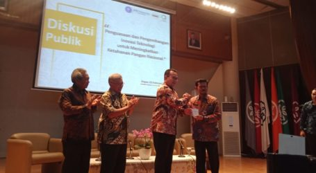 Rektor IPB: Basis Data Penting dalam Program One Village One CEO