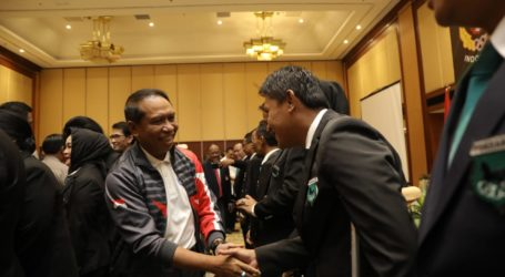 Pengurus Pusat Persatuan Olahraga Berkuda Seluruh Indonesia 2020-2024 Dikukuhkan