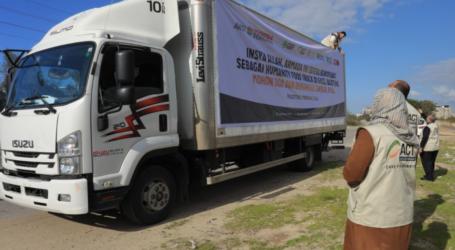 ACT Hadirkan Armada Humanity Food Truck Baru di Gaza
