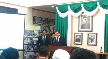 Kadubes Pakistan di Jakarta Gelar Kashmir Solidarity Day