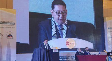 """DPR RI: Indonesia Tolak Draft """"Kesepakatan Abad Ini"""""""