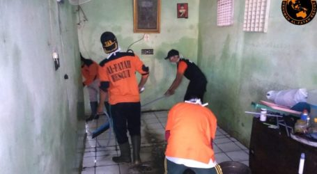 Bantu Korban Banjir Periuk, UAR Butuh Bantuan Alat dan Perlengkapan