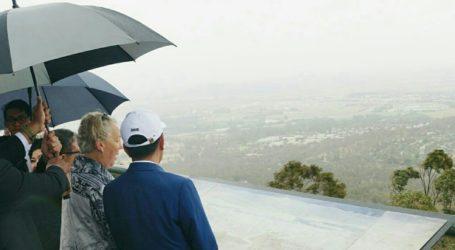 Presiden Jokowi Pelajari Pengelolaan Ibu Kota Australia