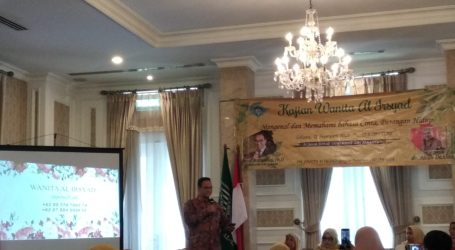Anies: Rumah Dinas Gubernur DKI Jakarta Rutin Adakan Majelis Taklim