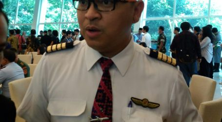 Cerita Captain Pilot Batik Air Saat Terbangkan WNI dari Wuhan