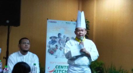 MRC Gandeng Global Wakaf ACT untuk Adakan Central Kitchen