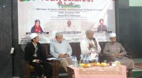 Ketua Presidium MER-C dr Sarbini: Semangat Al-Aqsha Harus Terus Berkobar