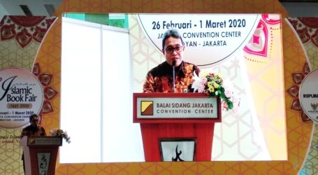 Islamic Book Fair 2020 Resmi Dibuka