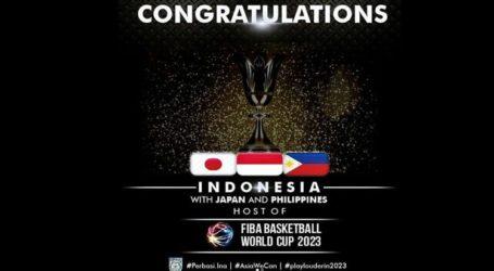 Jadi Tuan Rumah, Indonesia Matangkan Persiapan Piala Dunia Bola Basket 2023