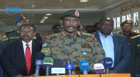 Militer Sudan: Kami Rebut Kekuasaan untuk Cegah 'Perang Saudara'