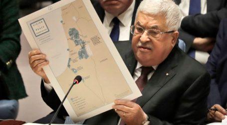 Abbas Peringatkan AS dan Israel Agar Tidak Caplok Tepi Barat
