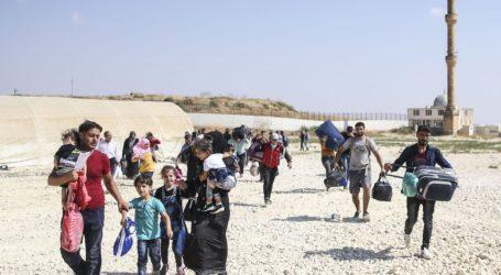 PBB Desak Dukungan Turki Bantu Pengungsi Suriah
