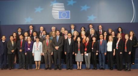 Uni Eropa Siap Bantu ASEAN Tangani Virus Corona
