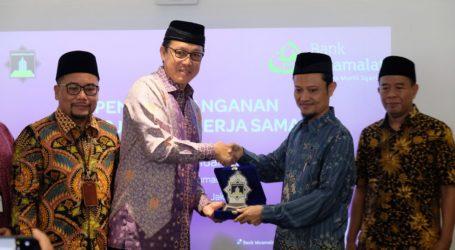 Bank Muamalat dan Hidayatullah Jalin Kerja Sama