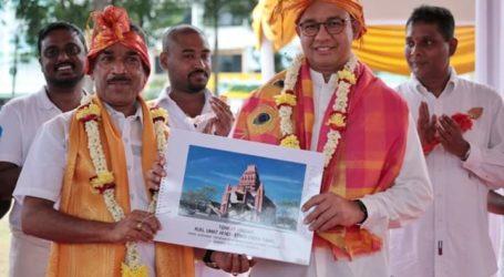 Setelah 60 Tahun, Pemprov DKI Bangun Rumah Ibadah Hindu Keturunan Tamil