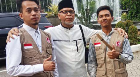 Pesan Anies untuk Dua Calon Mahasiswa Indonesia di Gaza
