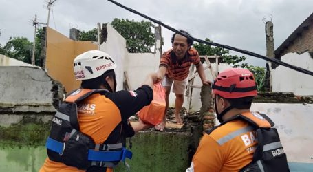 BAZNAS Terjunkan Tim Evakuasi Bantu Korban Banjir Jakarta