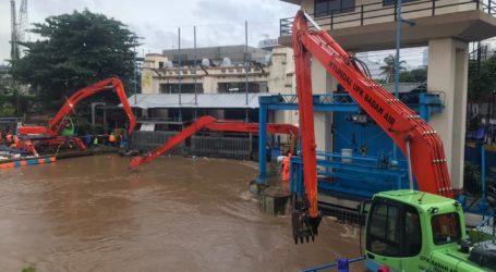 Lebih Dari 200 RW di Jakarta Terdampak Banjir