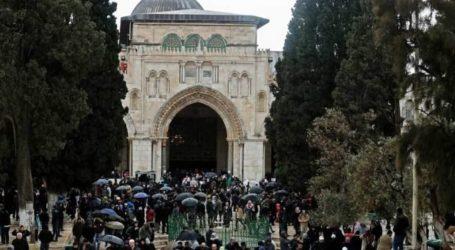 Takut Subuh Berjamaah di Al-Aqsa Membludak, Israel Pulangkan Puluhan Bus Jamaah