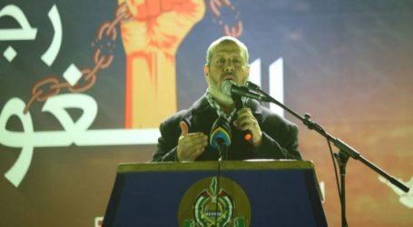 Hamas dan Faksi-Faksi Perlawanan Kompak Lawan Rencana AS