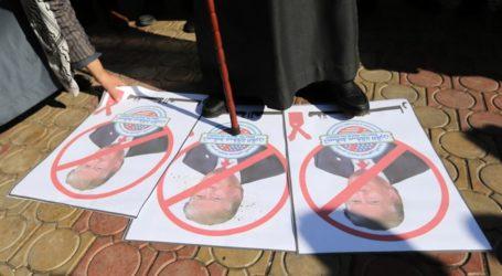 Otoritas Islam Palestina Sebut Usulan Trump sebagai Konspirasi Abad Ini
