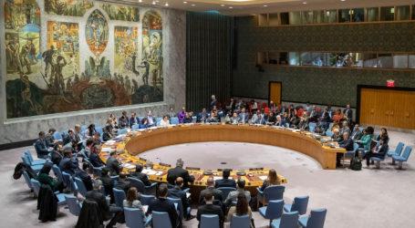 Palestina Surati DK PBB agar Jalankan Perannya Terapkan Resolusi