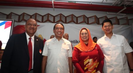 Pengurus Federasi Panjat Tebing Indonesia 2019-2023 Resmi Dilantik