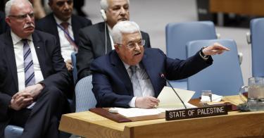 Presiden Abbas di PBB: Kami Tolak Rencana AS