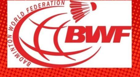 BWF Tunda Kejuaraan Bulutangkis Lingshui China Masters