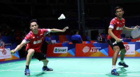 Badminton Asia Team Championships 2020: Tim Putra Indonesia Unggul 4-1 Atas Korsel