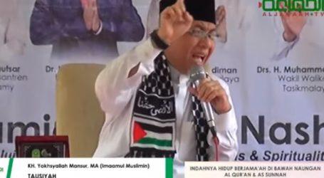 Imaam Yakhsyallah: Perbedaan Jangan Jadi Permusuhan