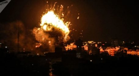 Israel Serang Suriah, 23 Orang Tewas