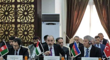 Yordania Setujui Solusi Dua Negara yang Adil