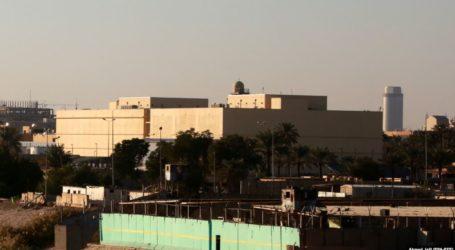Serangan Roket Targetkan Kedutaan AS di Zona Hijau Baghdad