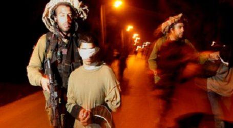 Pasukan Israel Culik Tiga Anak Palestina di Bawah Umur