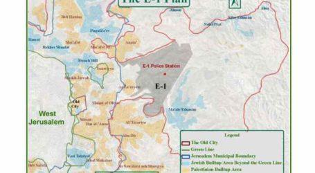 PLO Desak Uni Eropa Campur Tangan Cegah Pembangunan Israel di Daerah E1