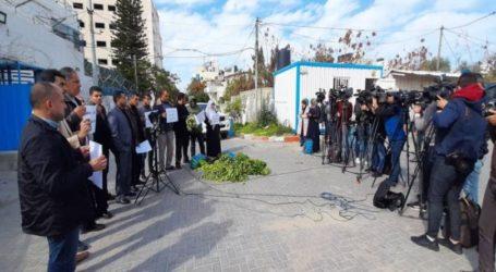 Israel Semprotkan Pestisida Beracun ke Lahan Pertanian Gaza