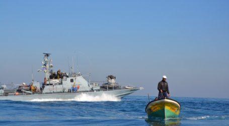 Angkatan Laut  Israel Serang Nelayan di Khan Yunis