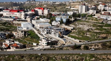 AS – Israel Rampungkan Pemetaan Aneksasi Tepi Barat
