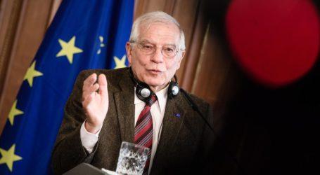Uni Eropa Tolak Rencana Trump Soal Palestina
