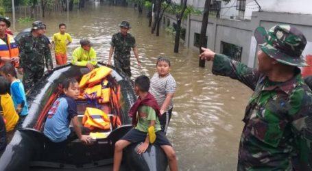 BNPB: Banjir Akibat Hujan Deras Sejak Selasa Dinihari