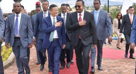 Jack Ma Sumbang Alkes untuk Afrika