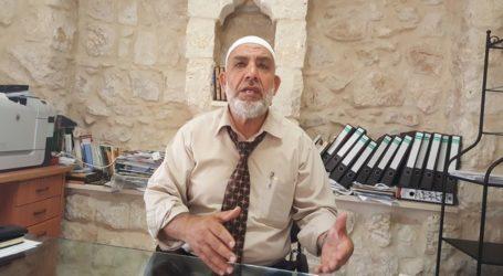 Pasukan Israel Tangkap Wakil Kepala Departemen Wakaf Islam