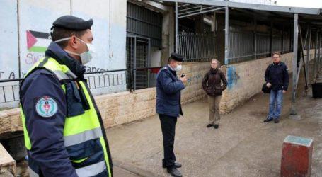 Kasus Coronavirus di Palestina Meningkat Jadi 16