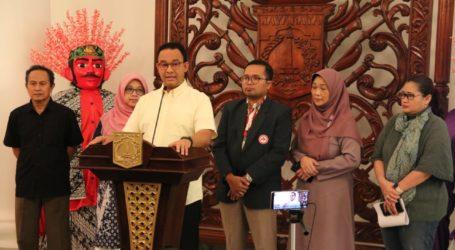 Cegah Corona, Anies Liburkan Sekolah di DKI Jakarta Selama 2 Pekan