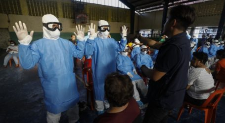 Corona: Korban Meninggal Tembus 5.000 Orang